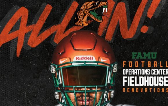 "FAMU RAF OFFICIALLY LAUNCHES THE ""ALL IN"" CAMPAIGN"